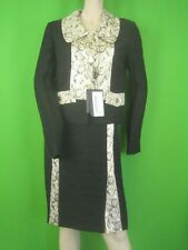 DOLCE & GABBANA ITALY NWT Formal Jacket Skirt Suit 10