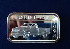 1998 SilverTowne Ford F-150 1998 F-Series ST-129 Silver Art Bar P2097