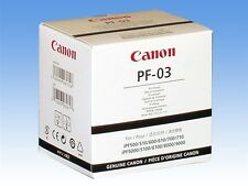Canon PF-03 Print Head (2251B003AA) Printhead USA Seller! FREE FAST SHIPPING!
