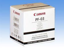 Canon PF-03 Print Head (2251B003AA) Printhead USA Seller! FREE FAST SHIPPING!