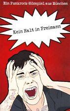 Kein Halt in Freimann - MC - Punkrock-Hörspiel aus München mit Hansi Kraus NEU