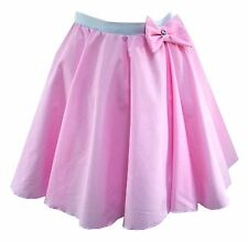PLUS SIZE Bow Circle skirt, Rock N Roll, dance, show, 50s 60s, Hairspray theatre