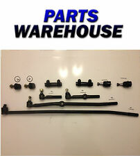 10Pc Suspension Kit for Dodge Ram 1500 2500 Ball Joint Inner & Outer Tie Rod End