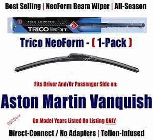 Super Premium NeoForm Wiper Blade (Qty 1) fits 2006 Aston Martin Vanquish 16210