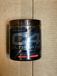 CELLUCOR C4 ULTIMATE PreWorkout 13.8 OZ CHERRY LIMEADE, BOOST ENERGY & IMMUNE