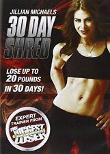 Jillian Michaels - 30 Day Shred [DVD], , Very Good, DVD