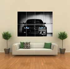 BMW Club Georgia Car Giant Wall Art Poster Print