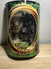 Lord of the Rings Orc Overseer Action Figure Nib Dungeons of Isengard ToyBiz