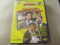 "DVD ""PALMARES DES CHANSONS"" Marcel AMONT Jean FERRAT Eddy MITCHELL Dario MORENO"