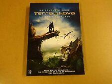 4-DISC DVD BOX / TERRA NOVA - SEIZOEN 1 / SAISON 1