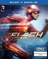 The Flash: The Complete First Season (Blu-ray Disc)