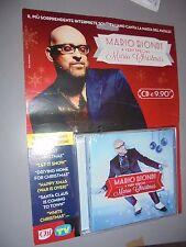 CD MARIO BIONDI A VERY SPECIAL MARIO CHRISTMAS 15 EMOZIONANTI INTERPRETAZIONI