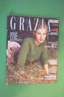Revista Gracia Moda N.4/2001 Modelo Malwina Smetek + Moda Alpen Style Oriente
