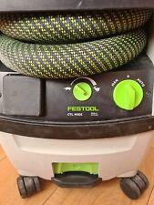Festool CTL MIDI Depolverizzatore Mobile 240V utilizzato una manciata di volte
