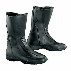 NEW FALCO ZOON WATERPROOF MOTORCYCLE BOOTS CLEARANCE CHEAP RRP $169 SAVE $110