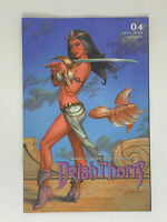 Dejah Thoris #4 Lisner Variant Cover C NM Dynamite Entertainment 2020