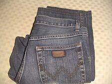 Wrangler Denim Jeans with stretch 30 x 32 ( cut to 29 )