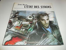 REEDITION (1999) L'ETAT DES STOCKS/ BILAL/ TBE