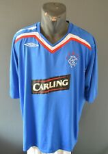 Glasgow Rangers 2007/2008 Home Vintage Football Mens Shirt Jersey Size 3XL 5/5