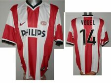 Very Rare 1998-00 PSV Eindhoven Vogel #14 Home Football Shirt Soccer Jersey XXL