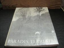 COLETTE & IZIS: PARADIS TERRESTRE. LA GUILDE DU LIVRE