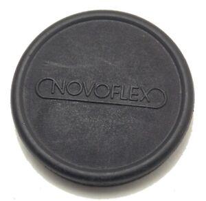 Vintage Novoflex 38mm Slip On Front Lens Cap Karl Muller Jr Made in Germany Used