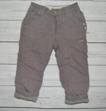 Infant Boys Sz 18m 86 KANZ My 1st Baby Pants Heather Gray Lined Elastic Waist