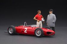 Exoto 1961 Ferrari Dino 156/120 / Instructions From Enzo / 1:18 / # GPC97203BF