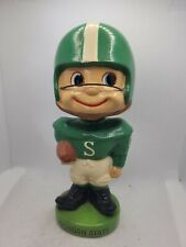 New listing Michigan State Spartans 1960's College Football Player Nodder Bobblehead Japan