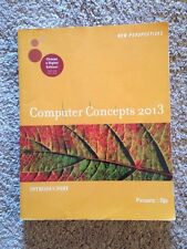 Computer Concepts 2013 By Parsons And Oja