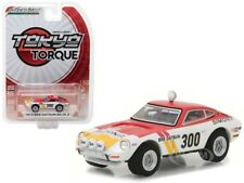 1973 DATSUN BAJA Z #300 BRE PETER BROCK 1/64 DIECAST MODEL BY GREENLIGHT 29880 C