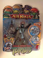 TMNT Air Ninja Shredder sealed MOC 2005 Teenage Mutant Ninja Turtles blue