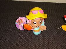 """NEW~W/TAGS Nickelodeon Bubble Guppies """"MOLLY"""" Bath Toy Figure!!!"""