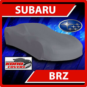 Fits [SUBARU BRZ] CAR COVER - Ultimate Full Custom-Fit All Weather Protection