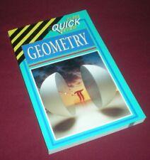 Cliffs Quick Reference – Geometry – Edward Kohn, MS