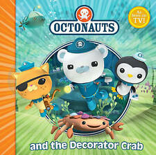 The Octonauts and the Decorator Crab, Book, New (Paperback)