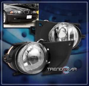 2001 2002 2003 BMW E39 5-SERIES 525I 530I 540I 4DR BUMPER DRIVING FOG LIGHT LAMP