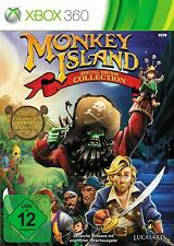 Monkey Island: Special Edition Collection (German) / Xbox 360 / Xbox One / PAL
