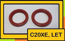 2 Stück Opel Nockenwellendichtring C30NE, X14XE,X16XE,C20XE  X20XEV, X18XE,