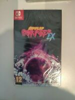 riddled corpses ex red art game limited edition nintendo switch neuf