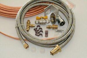 additional copper pipe for caravan retrofit kits