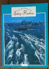 The Waterways of Sydney Harbour Phillip Mathews 1997 Softcover Scarce