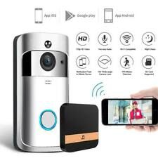 Ring Video Doorbell Camera Wireless WiFi Security Phone Bell Intercom Smart HD