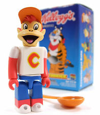 Medicom Kellogg's Series 1 CHOCO-KUN MONKEY KUBRICK Cocoa Krispies Cereal Figure