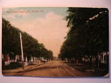 Main Street Looking East in Emaus Emmaus PA OLD