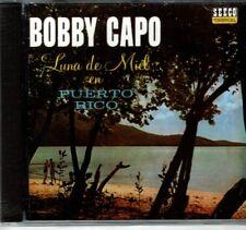 Bobby Capo Luna de Miel en Puerto Rico  (Made in Holland)  BRAND  NEW SEALED CD