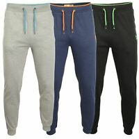 Mens Cuffed Joggers by Tokyo Laundry 'Western'
