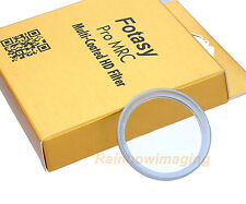 46mm Silver Pro1-D Super Slim MC UV Digital filter Olympus M.ZUIKO 17mm f1.8