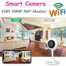 1080P Smart Home Full HD IP Camera WiFi Wireless CCTV Baby Pet Monitor Indoor