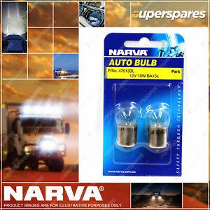 Narva Brand Interior Park Globe 12 Volt 10W 47613BL Premium Quality